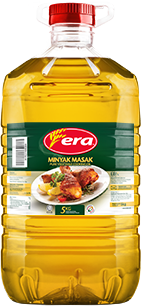 Pure Vegetable Cooking Oil 2 kg / 5 kg